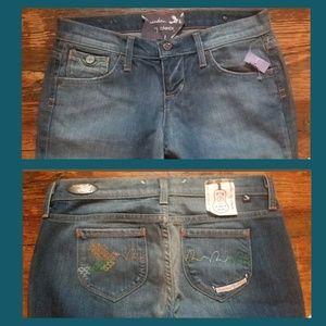 Freedom of Choice Greenwich Manzana Bootcut Jeans